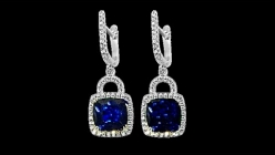 STATELY SAPPHIRES